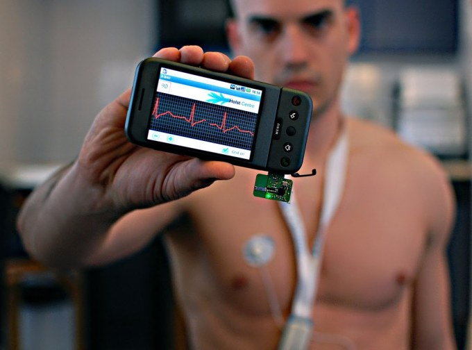 Mobile-Health-Monitoring