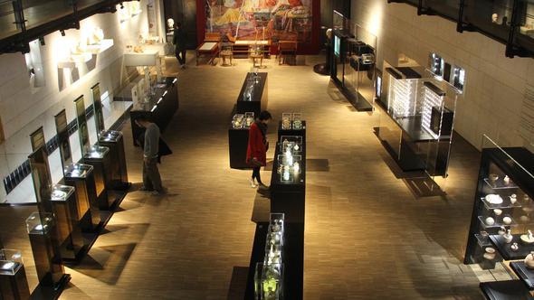 Müze ziyaretinde gerileme dönemi