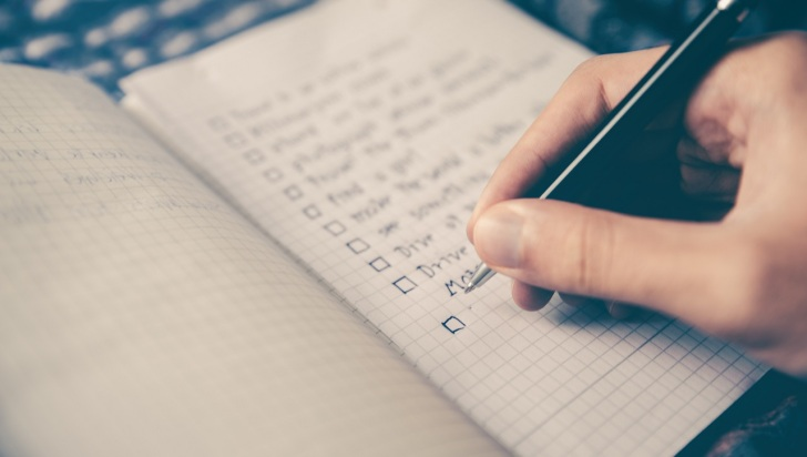 Checklist: Hedeflerinize ulaşabilmek için kendinize sormanız gereken sorular
